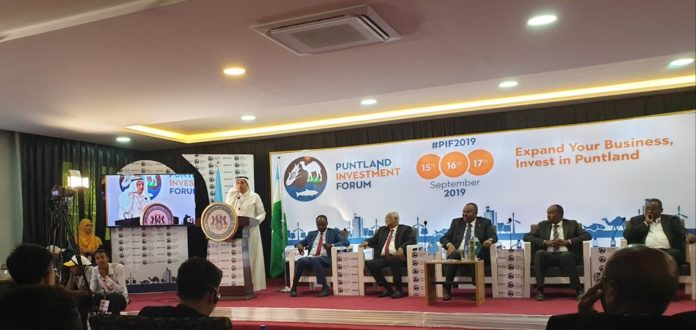 Puntland hosts a major Investment Conference