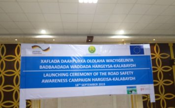 Somaliland launches Road Safety Awareness Campaign