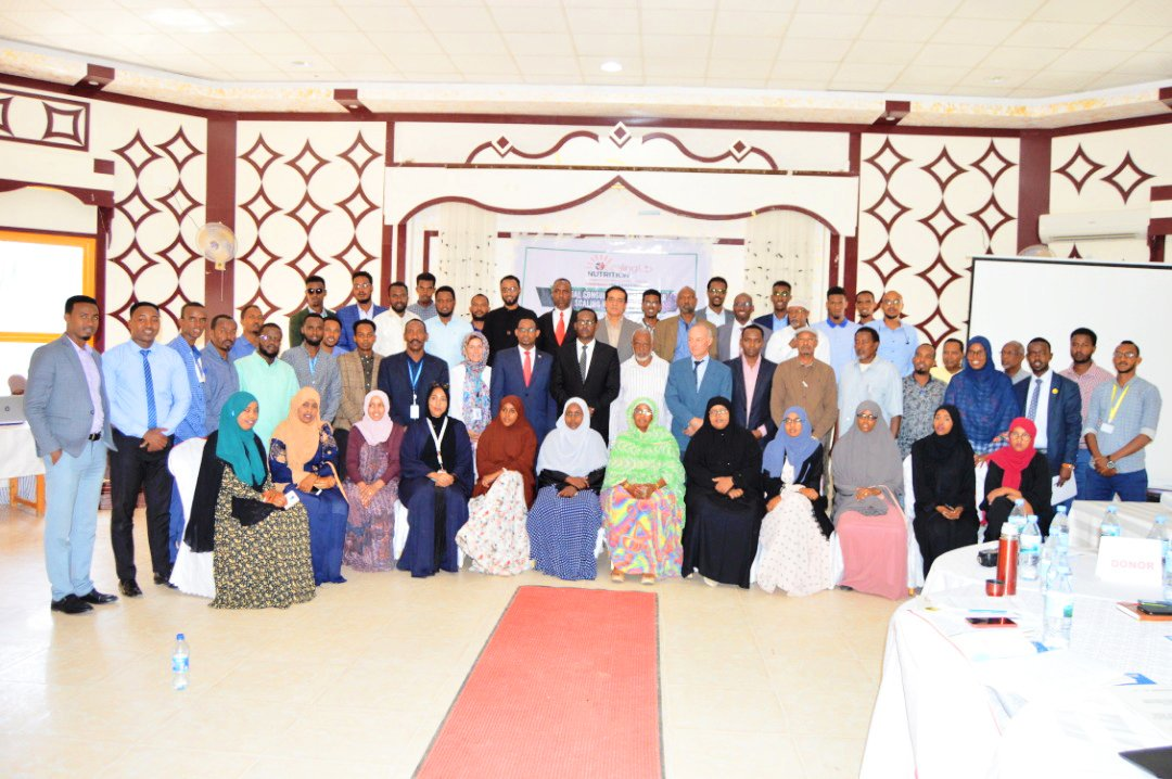 National Consultative Meeting For Scaling Up Nutrition In Somaliland