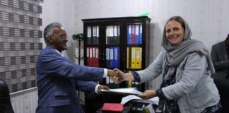 UK Aid Supports Somaliland Case Management System for the courts and custodial corps