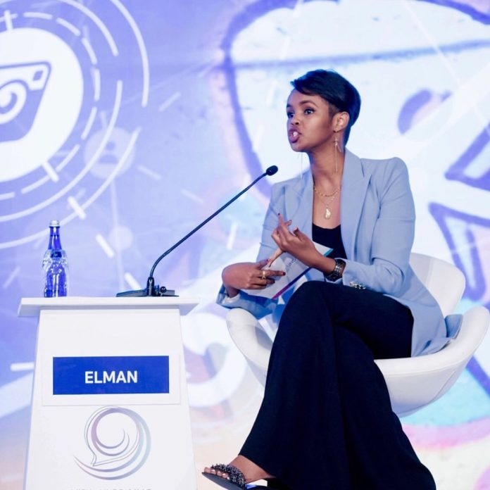 Somalia's peace and human rights advocate Ilwad Elman shortlisted for Nobel Peace Prize
