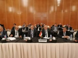 Tripartite Summit of Water Ministers of Egypt,Sudan and Ethiopia is underway in Cairo