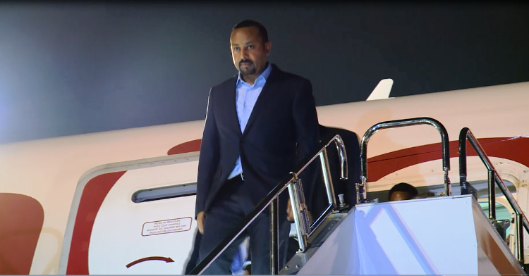 Ethiopian PM Begins Official Visit to Israel