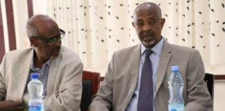 Somaliland Home Affairs Ministry Launches quarterly national planning reviews meeting