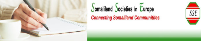 Somaliland Societies in Europe