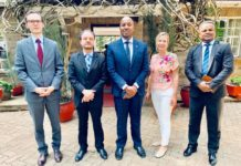 Somaliland is broadening its relations with Austria to explore ways of dev't