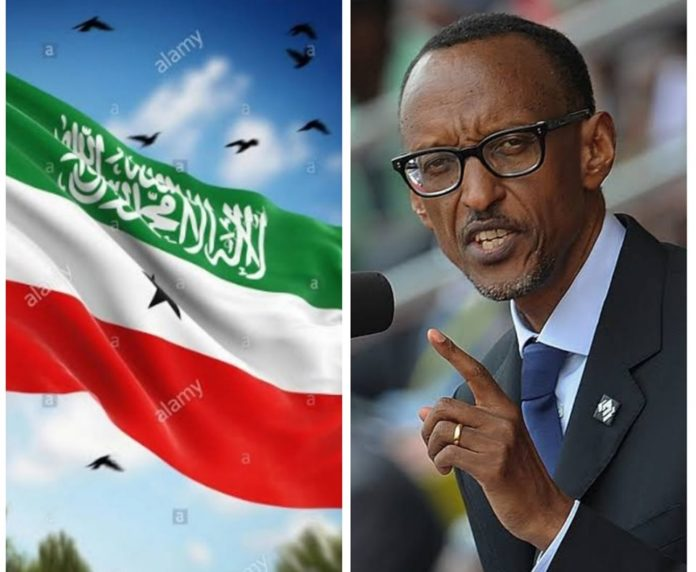 President Paul Kagame speaks on how Somaliland to get Int'l recognition