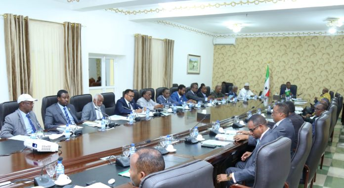 Somaliland:Treasury to focus on development projects and collection of taxes