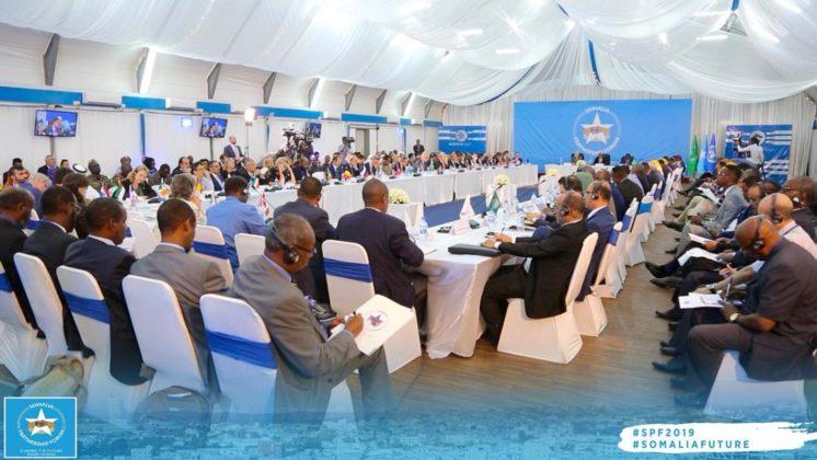 Somalia Partnership Forum kicks off in Mogadishu