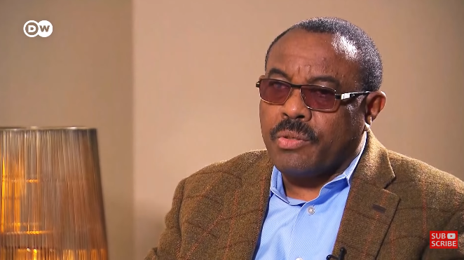 Former Ethiopia PM Hailemariam Desalegn:Labeling me a dictator is wrong