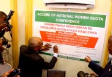 Somaliland Hosts National Women Conference on Quota Representation
