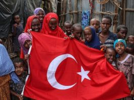 Turkish projects in Somalia have changed the country and created a booming economy, says agency's coordinator in Somalia