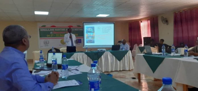 Somaliland Counter Piracy Coordination Office Launched Maritime Development Meeting