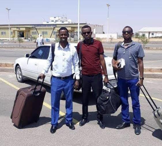 FESOJ Welcomes Somaliland Journalists Fleeing to Mogadishu
