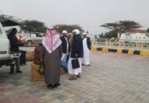 Somaliland Deports Nine UAE Nationals accused of illegal
