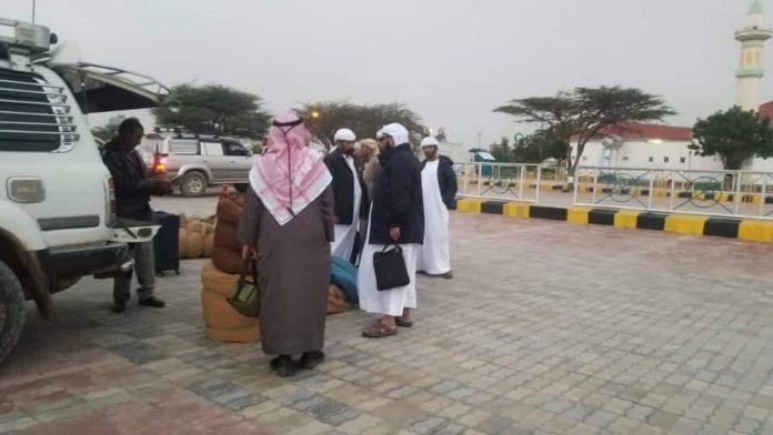 Somaliland Deports Nine UAE Nationals accused of illegal