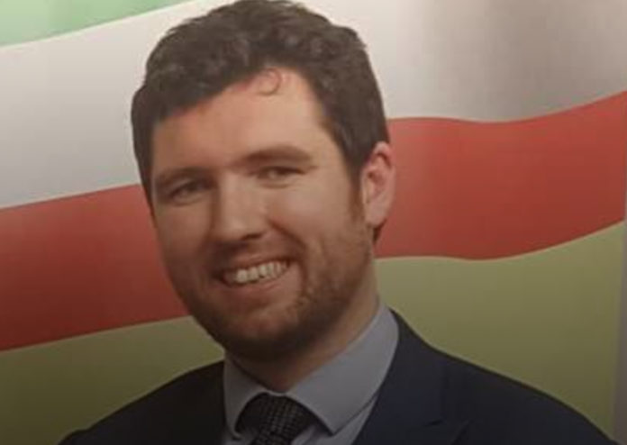 Head of the British Office in Hargeisa Stuart Brown