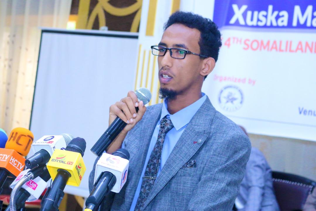 Yahye Mohamed Abdi Executive Director of Solja