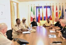 EUCAP and Sweden will continue their joint support to Somaliland Coast Guard