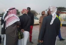 Somaliland arrests nine Emirati nationals accused of illegal hunting