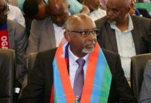 ONLF elects Abdirahman Mahdi to become next Chairman
