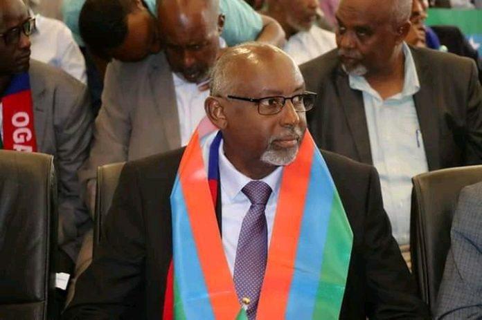 ONLF elects Abdirahman Mahdi to become next Chairman