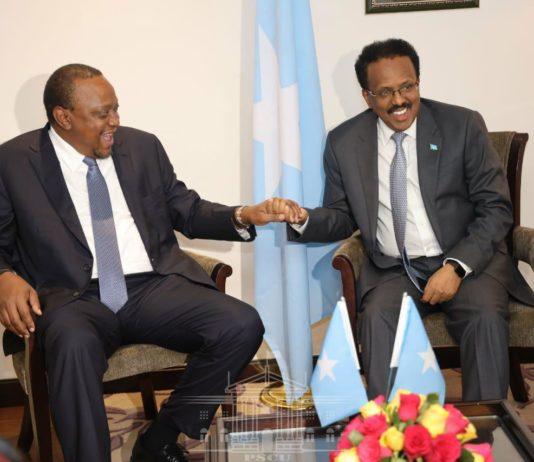Somalia, Kenya agree to normalize bilateral relations