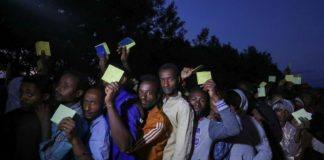 Ethiopia's Sidama people vote for new federal region Photo @Reuters