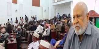 Somaliland House of Elders extend 2 years for the House representatives