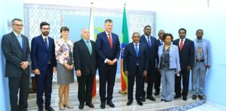 Czech Republic Vows to strengthen Comprehensive Relations with Ethiopia