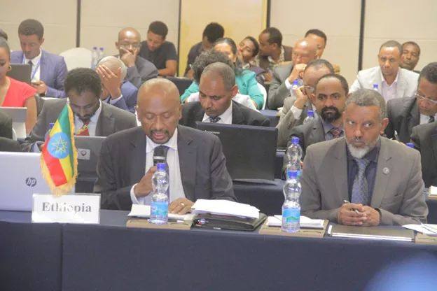 Ethiopia,Egypt, Sudan Tripartite meeting underway in Addis Ababa