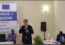 EU Ambassador to Somalia Launches Erasmus Mundus Scholarship Programme
