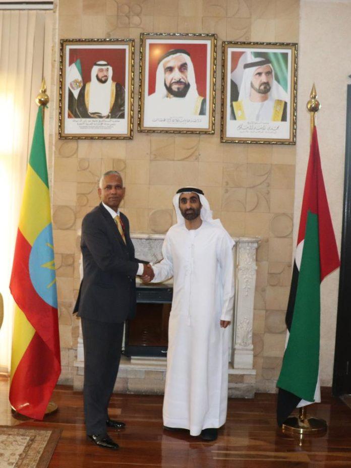 Somaliland, UAE envoys discuss matters of mutual interest