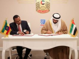 Ethiopia,UAE agree to strengthen bilateral defence and military cooperation