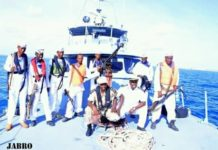 Somaliland coast guard devoloped its capability effectively over past few years
