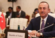 Mevlut Cavusoglu's remarks come at Organization of Islamic Cooperation (OIC) Somalia Contact Group meeting in Doha