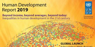 UNDP launches Human Development Report 2019 on inequality