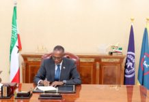 Somaliland President Makes Major Cabinet Changes