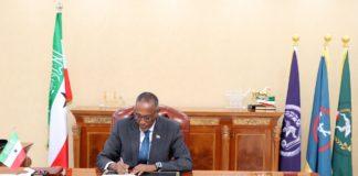 Somaliland President Makes Major Cabinet Changes
