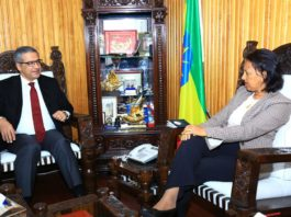 Ethiopian State FM Holds Discussion with Turkish Special Envoy for Somalia-Somaliland Talks