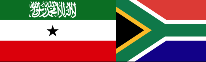 Somaliland and South Africa Ties Enter new Stage