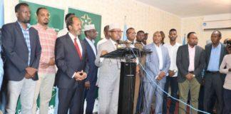 Somalia's Opposition Forum Withdraw Talks With President Farmajo