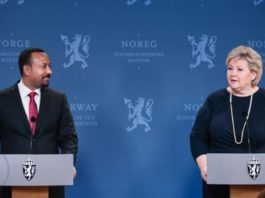 Norway Agrees To Collaborate On Rebuilding Ethiopian Navy