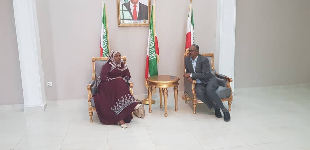 Ethiopia's Somali and Oromia regional ministers visits Somaliland