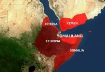 Who want to bury Somaliland's unity alive?