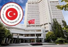 Turkey condemns terror attack in Mogadishu, dispatches a Military airplane of emergency medical aid