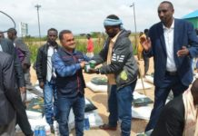 Turkey's TİKA Launches Project To Boost Crop Yield In Somaliland