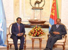 Eritrea, Somalia leaders discuss regional issues