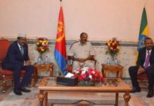Leaders of Ethiopia, Eritrea, and Somalia meet in Asmara