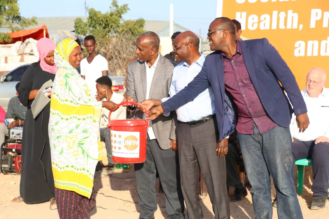 Somaliland Y-PEER conducts outreach theatre performance on sexual reproductive health